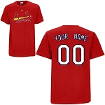 St. Louis Cardinals Childs Shirt (Can Be Personalized)