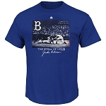 Robinson - The Steal of Home Iconic Photograph T-Shirt for Men