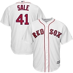 Chris Sale Red Sox Youth Jersey