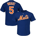 New York Mets David Wright Youth T-Shirt