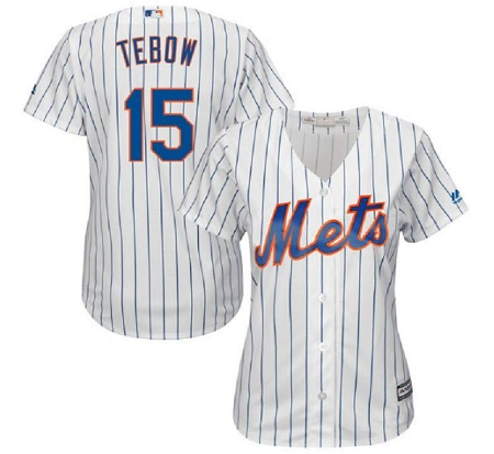 finest selection d4351 c636c NY Mets Tim Tebow Women's Jersey
