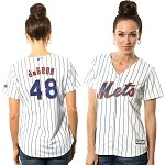 NY Mets Jacob deGrom Women's Jersey