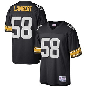 Jack Lambert Pittsburgh Steelers Mitchell & Ness Jersey