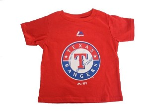 big sale 26cb2 8a681 Texas Ranger Personalized Baby Shirt