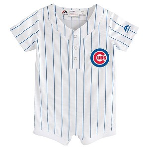 Chicago Cubs Newborn Infant Baby Onesie