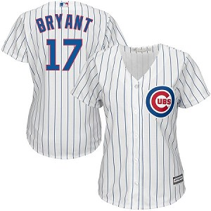 Cubs Bryant Womens Jersey