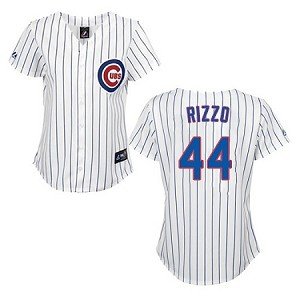 promo code d6c3d f5857 Cubs Rizzo Womens Jersey