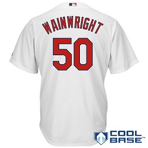 Cardinals Wainwright Men's Jersey