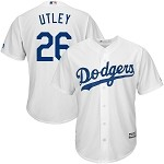 LA Dodgers Utley Youth Jersey