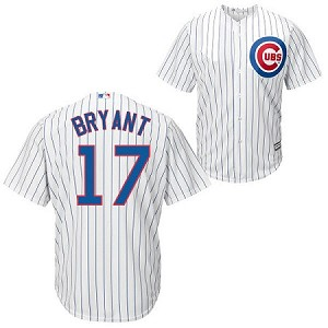 Cubs Kris Bryant Youth Jersey