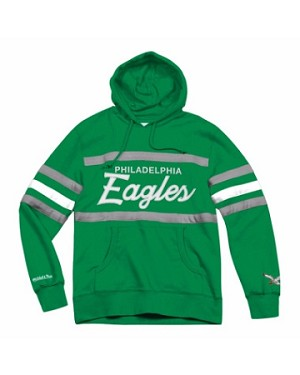cd4345b31 Philadelphia Eagles Mitchell   Ness Sweatshirt