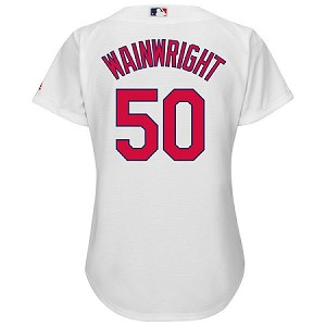 Cardinals Wainwright Women's Jersey