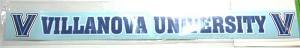Villanova University Decal