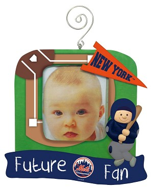 Mets Future Fan Hanging Photo Picture Frame