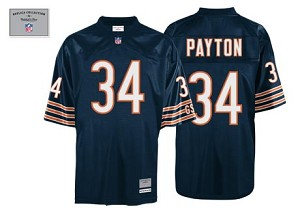 Walter Payton Vintage Jersey By Mitchell and Ness