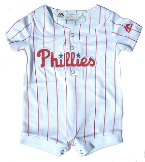 f725d62f0 Phillies Newborn Jersey