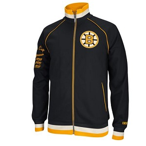 Boston Bruins Stanley Cup Champions CCM Track Jacket