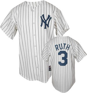 cheap for discount bcd99 5d018 Babe Ruth Youth Jersey