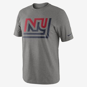 Giants Throwback Logo Tee