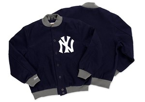 New York Yankees 1939 Authentic Wool Jacket