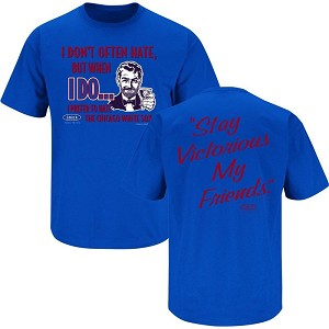 Chicago Cubs Stay Victorious Shirt