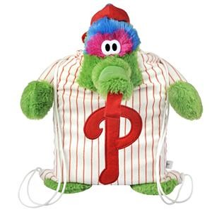 Phillies Phanatic Backpack Bag