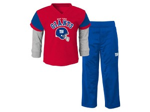 New York Giants Baby and Toddler Jersey