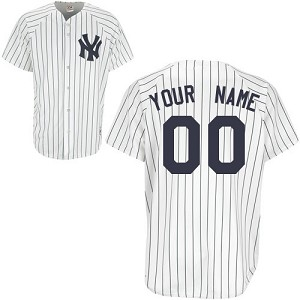 St Louis Cardinals Personalized Alternate Ivory Jersey