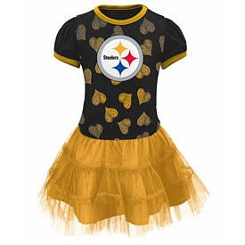 Steelers Toddler Tutu Dress