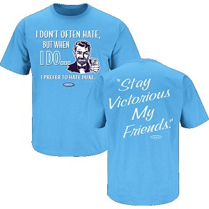 UNC Stay Victorious Shirt