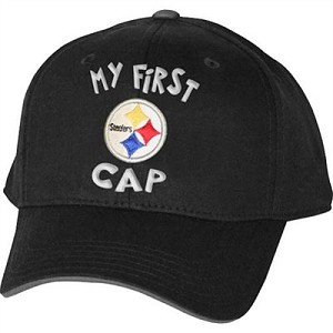 My First Steelers Infant Hat