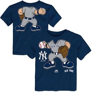 Yankees Infant Player Shirt (Can Be Personalized)
