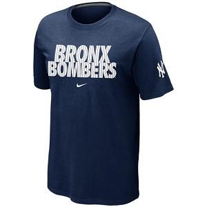 Yankees Bronx Bombers T-Shirt d9e19dbb306