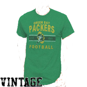 Packers Vintage Shirt By Junk Food