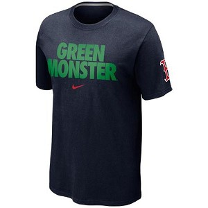 Red Sox Green Monster T-Shirt