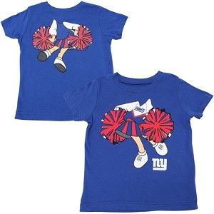 Giants Dream Job Cheerleader T-shirt