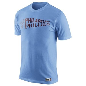 Phillies Washed Vintage Pennant Tee