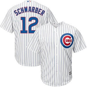 Cubs Kyle Schwarber Youth Jersey