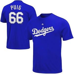 LA Dodgers Puig Shirt 3d3fe1e45