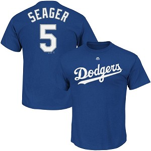 Dodgers Seager Youth Shirt