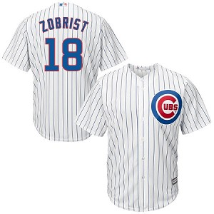 Cubs Zobrist Youth Boys Jersey